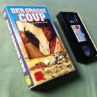 Der grosse Coup VHS Walter Matthau / Joe Don Baker CIC