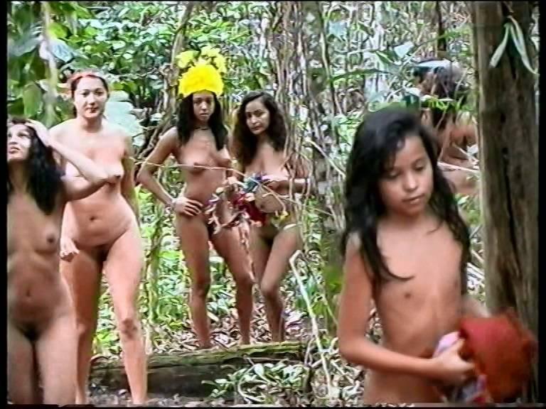 Amazonat - FKK im Regenwald