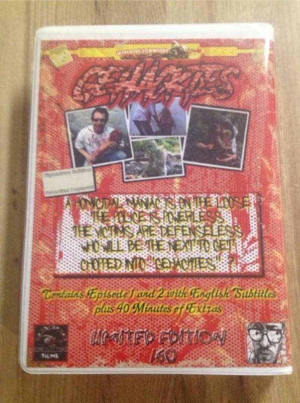 GEHACKTES - Großbox - #16/60 FUCKING CRUEL NIGHTMARE - RAR