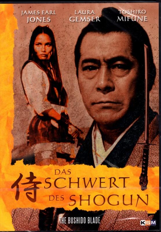 DAS SCHWERT DES SHOGUN Toshiro Mifune Laura Gemser J.E.Jones