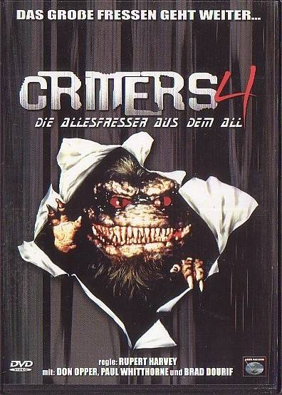 Critters 4 Laser Paradies Handlung cut