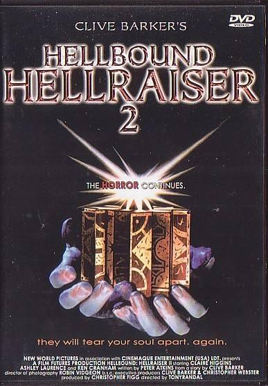 Hellraiser 2 Hellbound uncut