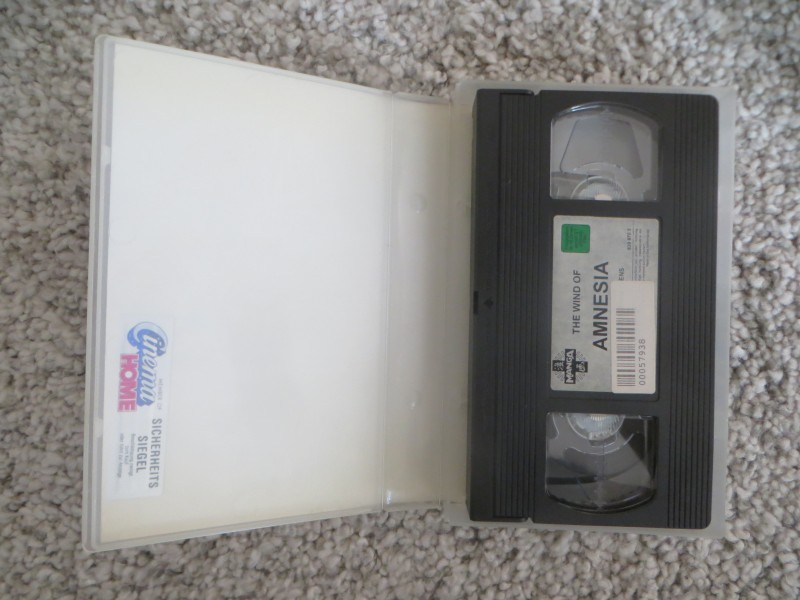 Wind of Amnesia (VHS) Videokassette Anime Manga deutsch