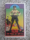 Ilsa She Wolf of the SS (VHS) NL Best Video englisch uncut
