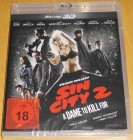Sin City 2 - A Dame to kill for 3D Blu-ray Neu & OVP