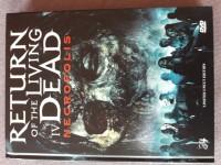 Return of the Living Dead IV 4 - Necropolis - Uncut MB DVD