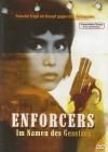 Enforcers - Im Namen des Gesetzes - Uncut - DVD - NEU