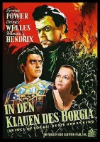 IN DEN KLAUEN DES BORGIA    Drama / Historienfilm 1949