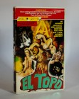 Alejandro Jodorowsky: El Topo (VCL Rental, Prägecover)