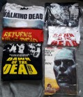 Zombie T-Shirt Paket L (Dawn of the Dead Day Night Walking..