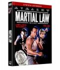 Martial Law 1-3,Trilogie Bluray Mediabook OVP,uncut