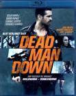 DEAD MAN DOWN Blu-ray - Colin Farrell Noomi Rapace Thriller