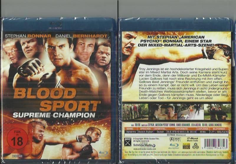 Bloodsport - Supreme Champion BR (6205255,NEU, ab 1 Euro)