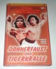 Donnerfaust und Tigerkralle - Hartbox -12 Min. Länger -Uncut