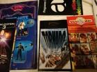 Arcade Programm-Katalog Januar 1982 Glasbox Maniac u  Django