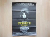 Exorzist II-Der Ketzer   - Original Kinoplakat A1