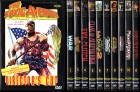 22x TROMA Collector´s Edition 1-22 One World TOXIC AVENGER