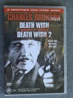 (Ein Mann Sieht Rot 1 & 2) Death Wish 1 & 2 - unrated