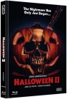 HALLOWEEN 2 II NSM MEDIABOOK COVER C NEU OVP +TV-XXL-VERSION