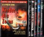 6x DVD KINDER DES ZORNS 1-6 Stephen King Children Corn