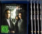 PERSON OF INTEREST Staffel 1-5 komplett BLU-RAY Top Crime