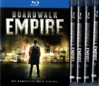 BOARDWALK EMPIRE Staffel 1-5 komplett BLU-RAY Steve Buscemi