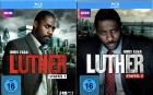 LUTHER Staffel 1-4 komplett BLU-RAY Idris Elba BBC Crime