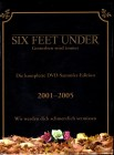 SIX FEET UNDER Die komplette DVD-Sammler-Edition Staffel 1-5