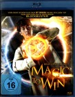 MAGIC TO WIN Blu-ray - Asia Fantasy Action Wilson Yip