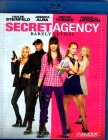 SECRET AGENCY Blu-ray TOP Fun Action Hailee Steinfeld J.Alba