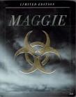 MAGGIE Blu-ray Limited Steelbook Schwarzenegger Zombie Drama