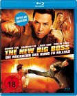 The New Big Boss (Donnie Yen) UNCUT -limitiert- Blu-Ray OVP