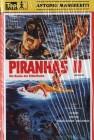 Piranhas II - X-Rated -limitiert auf 44 Stück  DVD Neu