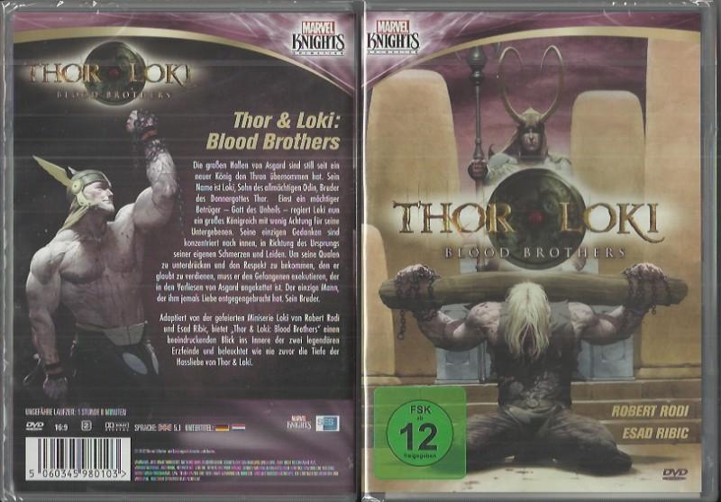 Marvel Knights - Thor Loki - Blo(2902512,NEU, !!AB 1 EURO !
