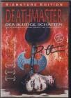 Deathmaster SELTEN Underground Splatter LIMITIERT signiert