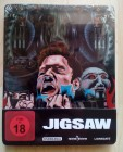 Jigsaw limitiertes Blu-ray Steelbook Uncut Neuware RAR