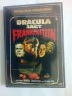 Dracula jagt Frankenstein  (Trivialfilm Kollektion #1)