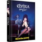 *ELVIRA *UNCUT* BLACK COVER *DVD+BLU-RAY MEDIABOOK* OVP