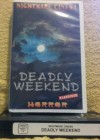 Deadly Weekend aka The Forest VHS Uncut