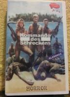 Kommando des Schreckens aka Insel der Verdammten VHS Uncut