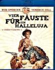 VIER FÄUSTE FÜR EIn HALLELUJA Blu-ray Bud Spencer Ter.Hill