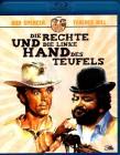 DIE RECHTE UND DIE LINKE HAND DES TEUFELS Blu-ray B. Spencer