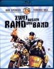 ZWEI AUSSER RAND UND BAND Blu-ray - Bud Spencer Terence Hill