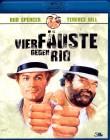 VIER FÄUSTE GEGEN RIO Blu-ray - Bud Spencer Terence Hill