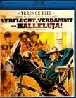 VERFLUCHT, VERDAMMT UND HALLELUJA Blu-ray - Terence Hill