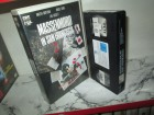 VHS - Massenmord in San Francisco - Walter Matthau - CBS/FOX