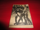Drill 7  s/w  Magazin  gay leder Master Degree rare