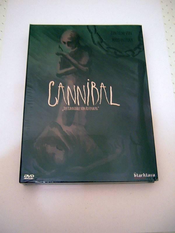 Cannibal - Der Kannibale von...(Mediabook, limitiert, OVP)