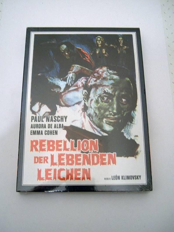 Rebellion der lebenden Leichen (im Schuber, DVD&Blu-ray, OVP