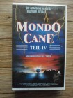MONDO CANE IV - Madison Video VHS